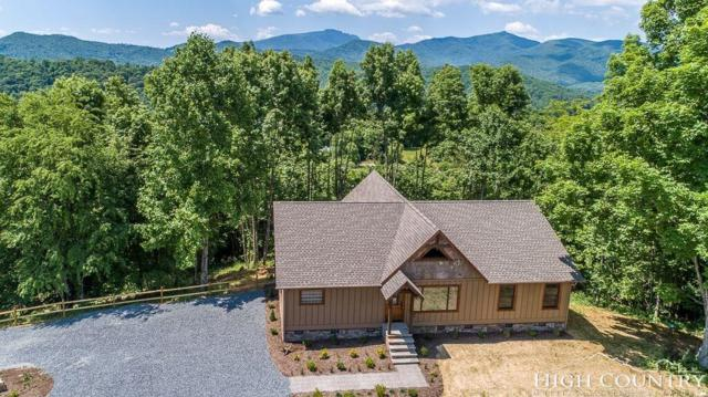 817 New Homestead Drive, Vilas, NC 28692 (MLS #205232) :: Keller Williams Realty - Exurbia Real Estate Group