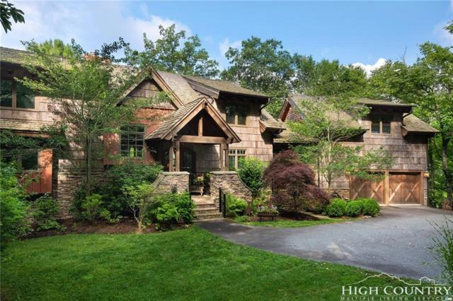 160 Tanglewood Trail, Blowing Rock, NC 28605 (MLS #205378) :: Keller Williams Realty - Exurbia Real Estate Group