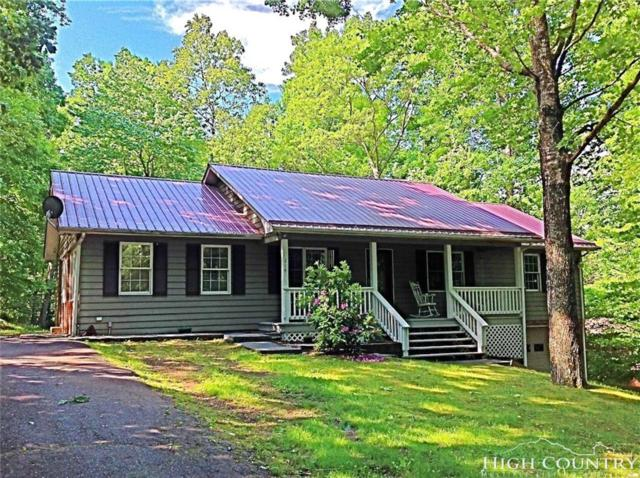 214 Candle Street, West Jefferson, NC 28694 (MLS #207204) :: Keller Williams Realty - Exurbia Real Estate Group