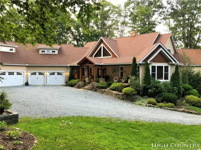 875 Bentley Road, Sugar Grove, NC 28679 (MLS #209818) :: Keller Williams Realty - Exurbia Real Estate Group