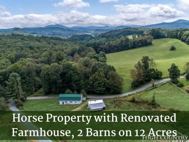 -1240- Briarwood Lane, Boone, NC 28607 (MLS #210525) :: Keller Williams Realty - Exurbia Real Estate Group