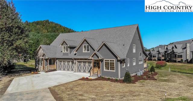 128 Whispering Streams Place A, Fleetwood, NC 28626 (MLS #218160) :: RE/MAX Impact Realty