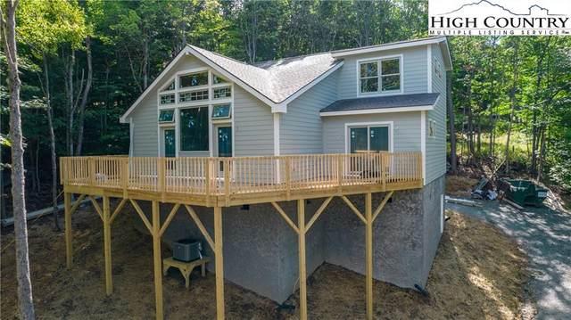303 N Pinnacle Ridge Road, Beech Mountain, NC 28604 (#230927) :: Mossy Oak Properties Land and Luxury