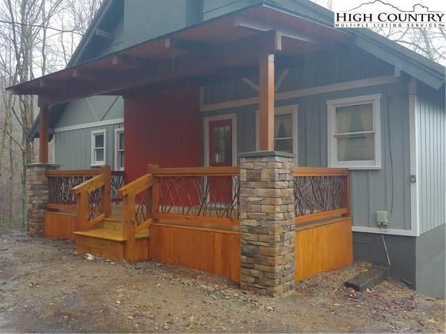 119 Creekridge Road, Beech Mountain, NC 28604 (MLS #218101) :: RE/MAX Impact Realty