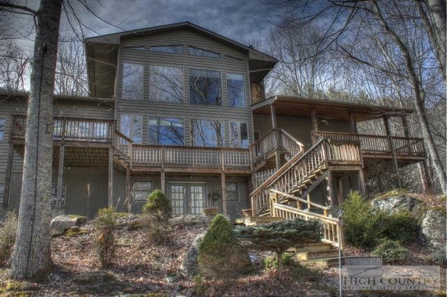 258 River Run Road, Banner Elk, NC 28604 (MLS #192816) :: Keller Williams Realty - Exurbia Real Estate Group
