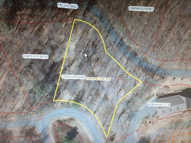 Tbd Highland Drive, Banner Elk, NC 28604 (MLS #193807) :: RE/MAX Impact Realty