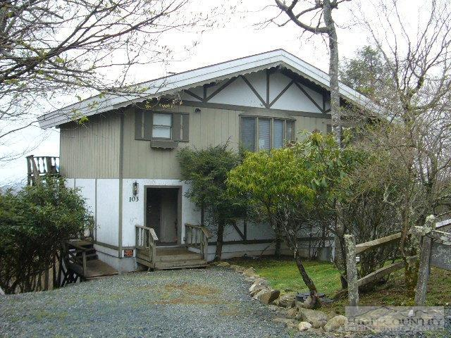103 Mockingbird Lane, Beech Mountain, NC 28604 (MLS #195568) :: Keller Williams Realty - Exurbia Real Estate Group