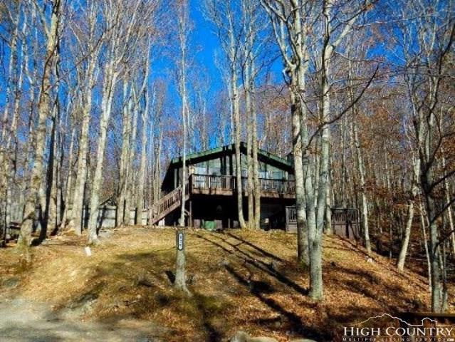 176 Hornbeam Road, Beech Mountain, NC 28604 (MLS #201972) :: Keller Williams Realty - Exurbia Real Estate Group