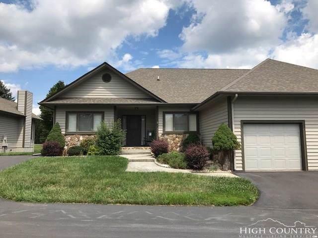 361 E Landing Drive C1, Jefferson, NC 28640 (MLS #202952) :: Keller Williams Realty - Exurbia Real Estate Group