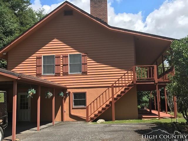 180 Grandview Lane, Newland, NC 28657 (MLS #203460) :: Keller Williams Realty - Exurbia Real Estate Group