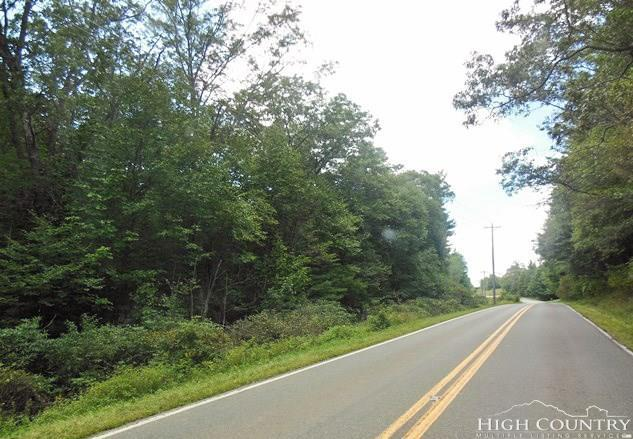 0 Hwy. 21 South Highway, Glade Valley, NC 28627 (MLS #203748) :: Keller Williams Realty - Exurbia Real Estate Group