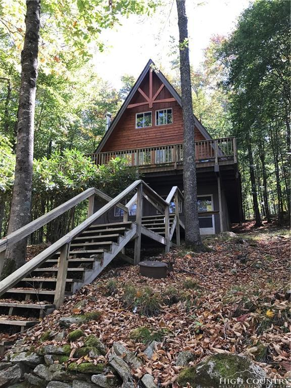 420 Charter Hills, Beech Mountain, NC 28604 (MLS #204014) :: Keller Williams Realty - Exurbia Real Estate Group