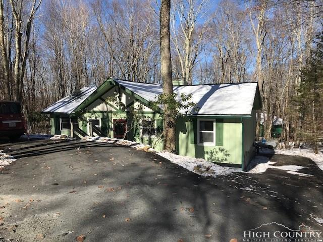 161 Pond Creek Road, Beech Mountain, NC 28604 (MLS #204733) :: Keller Williams Realty - Exurbia Real Estate Group