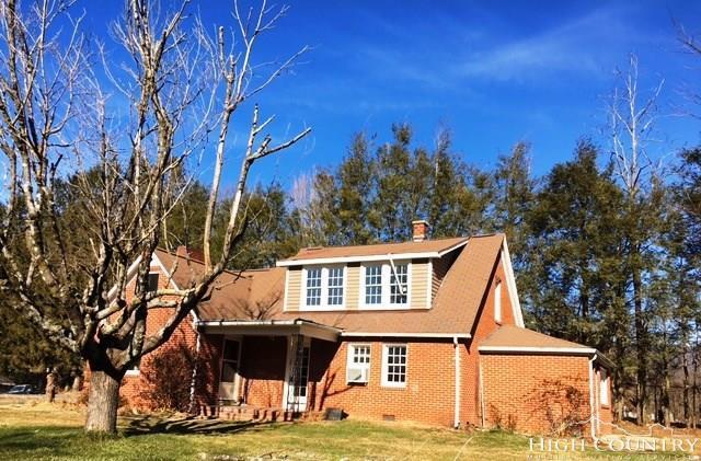 165 Wm Jb Blevins Drive, Jefferson, NC 28640 (MLS #204857) :: Keller Williams Realty - Exurbia Real Estate Group