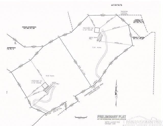 Tbd Powder Horn Mountain Road N/A, Deep Gap, NC 28618 (MLS #204987) :: Keller Williams Realty - Exurbia Real Estate Group