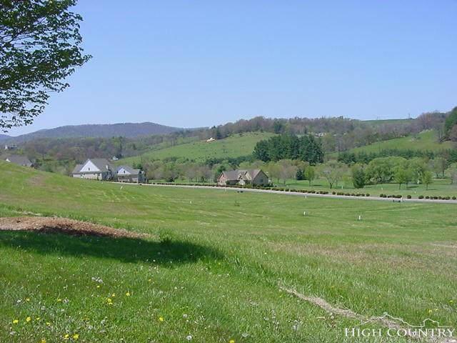 Lot 41 E Landing Ridge Circle, Jefferson, NC 28640 (MLS #205036) :: Keller Williams Realty - Exurbia Real Estate Group