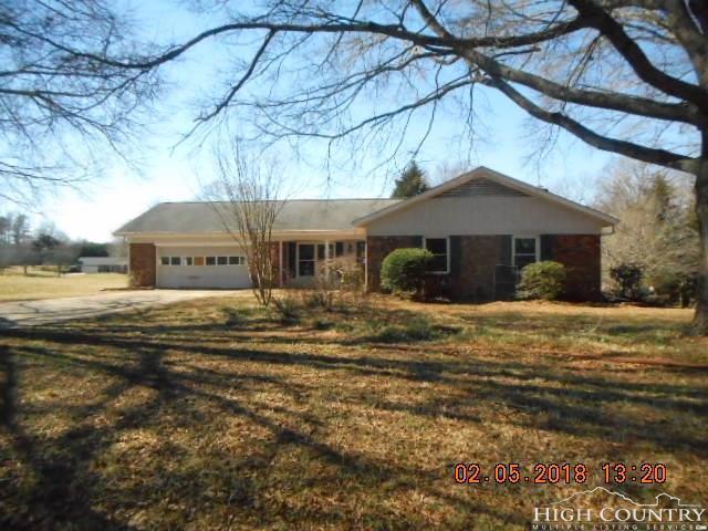 118 Starmount Lane, Taylorsville, NC 28681 (MLS #205601) :: Keller Williams Realty - Exurbia Real Estate Group