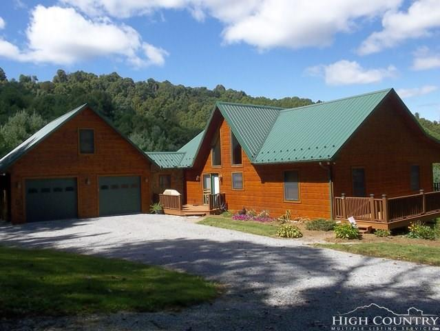 534 Forest Hills Drive, Sparta, NC 28675 (MLS #206047) :: Keller Williams Realty - Exurbia Real Estate Group