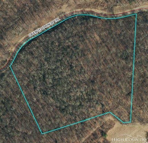 TBD Granite Springs Trail, Jefferson, NC 28640 (MLS #206997) :: Keller Williams Realty - Exurbia Real Estate Group