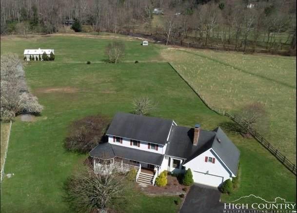 575 Old Shulls Farm Rd., Banner Elk, NC 28604 (MLS #207884) :: Keller Williams Realty - Exurbia Real Estate Group