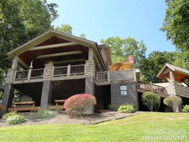 186 Turbyfill Road, Newland, NC 28657 (MLS #208102) :: Keller Williams Realty - Exurbia Real Estate Group