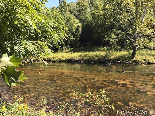 TBA Edna Perry Road Road, Grassy Creek, NC 28631 (MLS #208222) :: Keller Williams Realty - Exurbia Real Estate Group