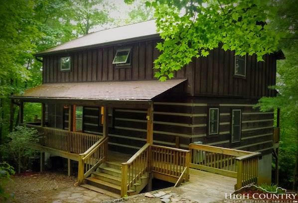 208 Heritage Oaks, Jefferson, NC 28640 (MLS #208322) :: Keller Williams Realty - Exurbia Real Estate Group