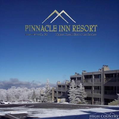 301 Pinnacle Inn Road #1313, Beech Mountain, NC 28604 (MLS #210449) :: Keller Williams Realty - Exurbia Real Estate Group