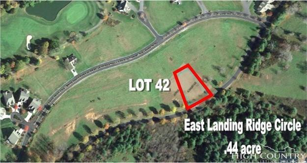 Lot 42 East Landing Ridge Circle, Jefferson, NC 28640 (MLS #210496) :: Keller Williams Realty - Exurbia Real Estate Group