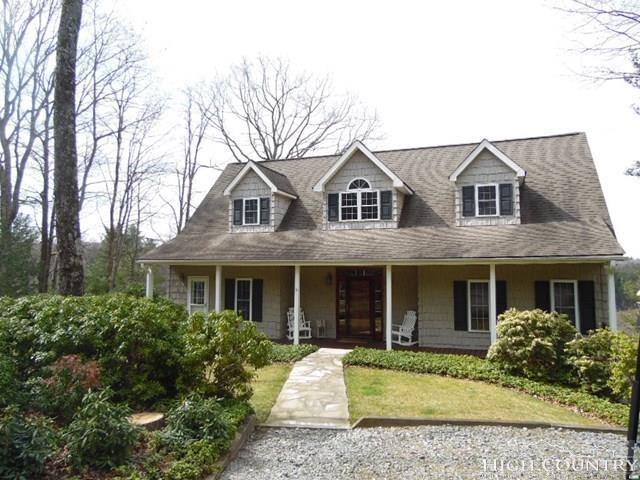 154 Country Club Road, Roaring Gap, NC 28668 (MLS #210960) :: Keller Williams Realty - Exurbia Real Estate Group