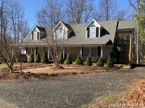 423 Autumn Run Road, West Jefferson, NC 28694 (MLS #211011) :: Keller Williams Realty - Exurbia Real Estate Group