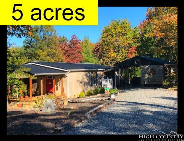 1140 Spring House Road, Millers Creek, NC 28651 (MLS #211117) :: RE/MAX Impact Realty