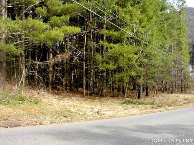 TBD NW Mcconnell Street, Jefferson, NC 28640 (MLS #212476) :: RE/MAX Impact Realty