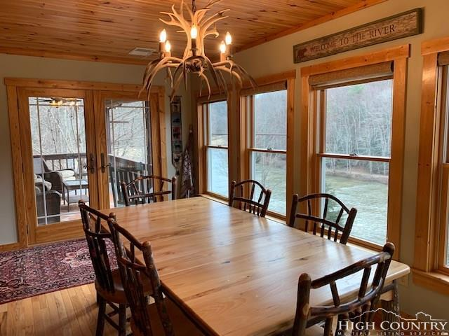 720 River Front Drive, Jefferson, NC 28640 (MLS #212610) :: RE/MAX Impact Realty