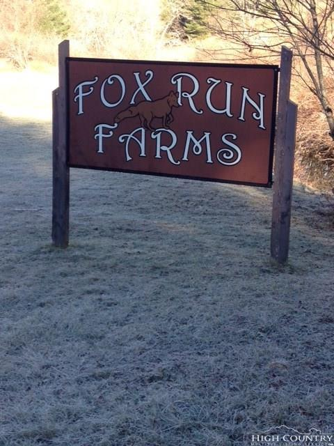 Lot#1 Fox Run Lane Lane, Sparta, NC 28675 (MLS #213197) :: RE/MAX Impact Realty