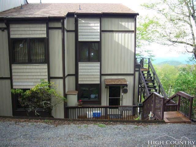 220 Northridge Road #18, Beech Mountain, NC 28604 (MLS #214709) :: RE/MAX Impact Realty