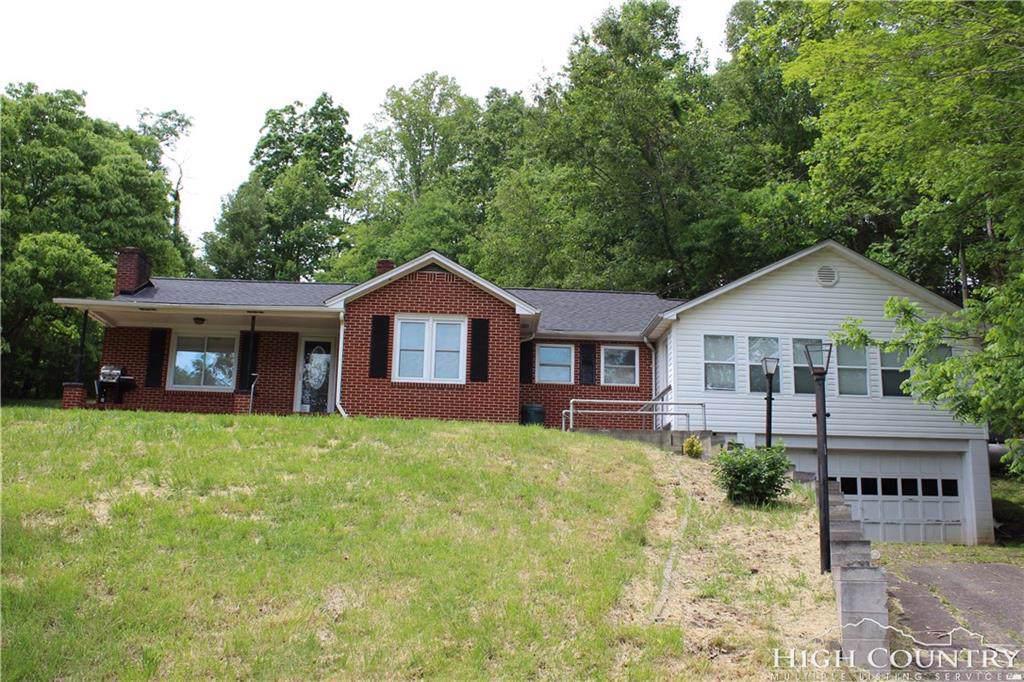1362 Deep Ford Road, Lansing, NC 28643 (MLS #214773) :: RE/MAX Impact Realty
