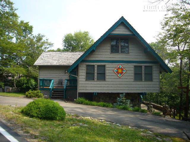 104 Skiway Circle, Beech Mountain, NC 28604 (MLS #215472) :: RE/MAX Impact Realty