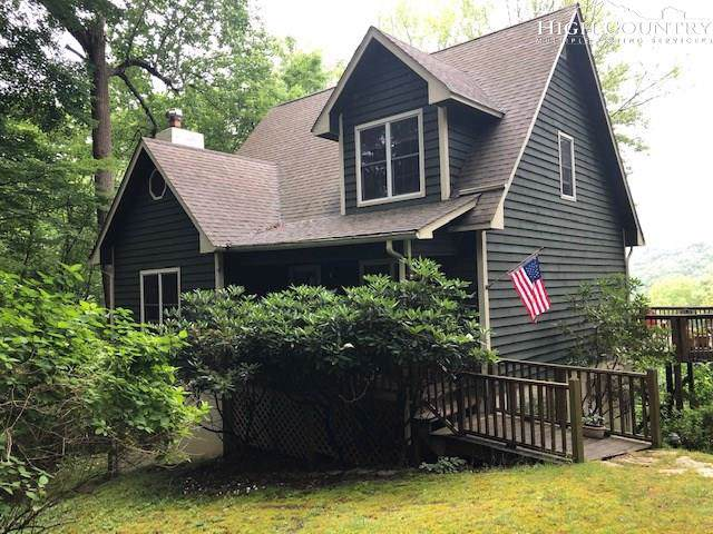 675 Little Creekside, Banner Elk, NC 28604 (MLS #216276) :: RE/MAX Impact Realty