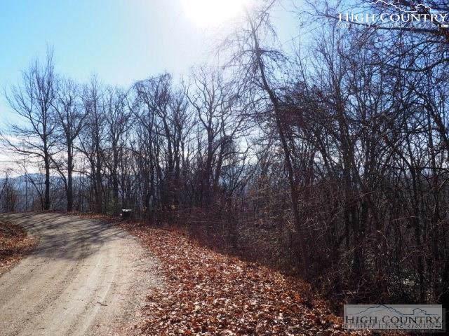 Lot 52 Dream Mountain Road, Grassy Creek, NC 28617 (MLS #216591) :: RE/MAX Impact Realty