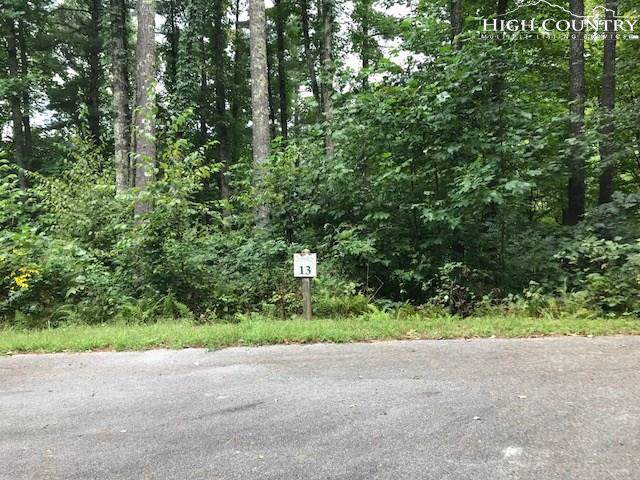 TBD Red Oak Drive, Elk Park, NC 28622 (MLS #218098) :: RE/MAX Impact Realty