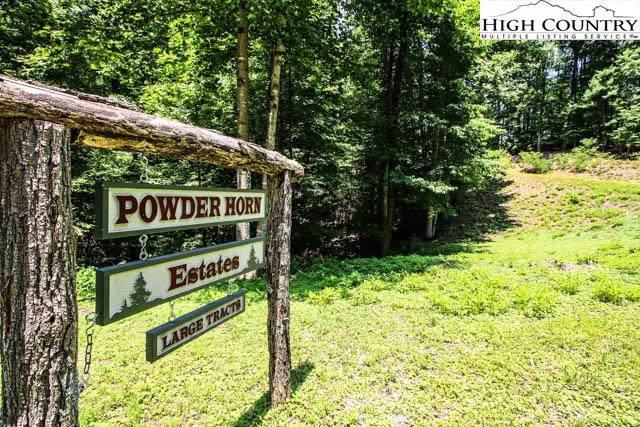 Lot 201 Powder Horn Estates Road, Deep Gap, NC 28618 (MLS #218107) :: RE/MAX Impact Realty