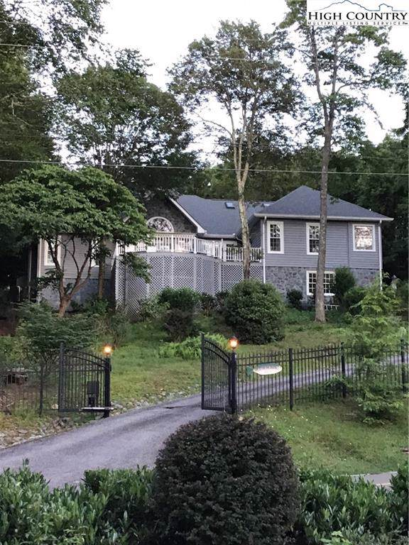 167 Shady Lane, Roaring Gap, NC 28627 (MLS #218536) :: RE/MAX Impact Realty