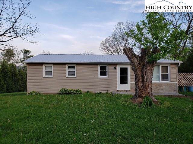 6726 Glade Valley Road, Ennice, NC 28623 (MLS #219036) :: RE/MAX Impact Realty