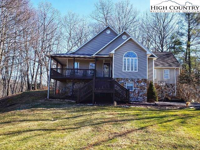 1163 Rivers Edge Road, Sparta, NC 28675 (MLS #219901) :: RE/MAX Impact Realty