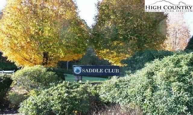 TBD Churchill Downs #7 Yonahlossee Saddle Club, Boone, NC 28607 (MLS #220155) :: RE/MAX Impact Realty