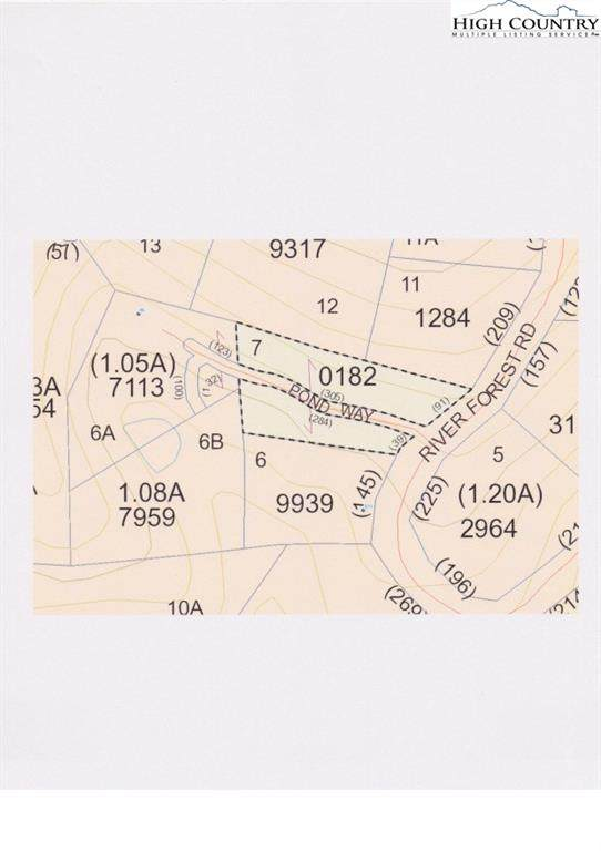 Lot 7 Pond Way, Piney Creek, NC 28631 (#222883) :: Mossy Oak Properties Land and Luxury
