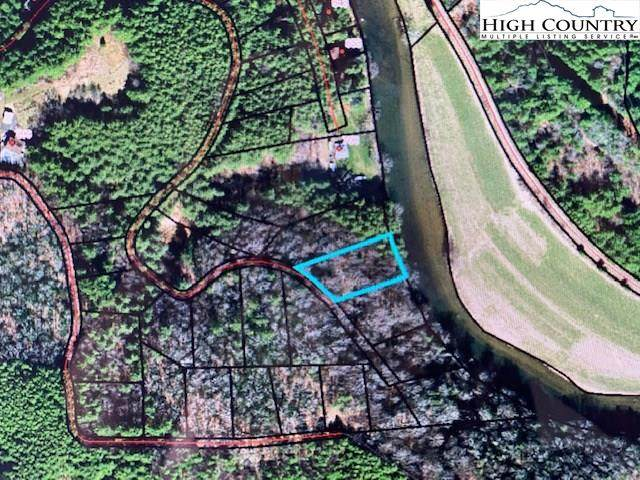 Lot 28 Fraser Drive, Crumpler, NC 28617 (#223704) :: Mossy Oak Properties Land and Luxury