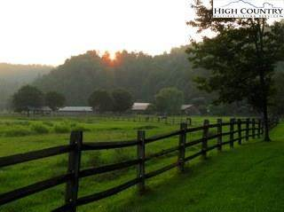 28 West Ridge Road, Ferguson, NC 28624 (#224186) :: Mossy Oak Properties Land and Luxury