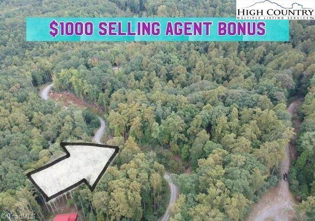 Lot 18 O'conner Lane, Boone, NC 28607 (#225076) :: Mossy Oak Properties Land and Luxury